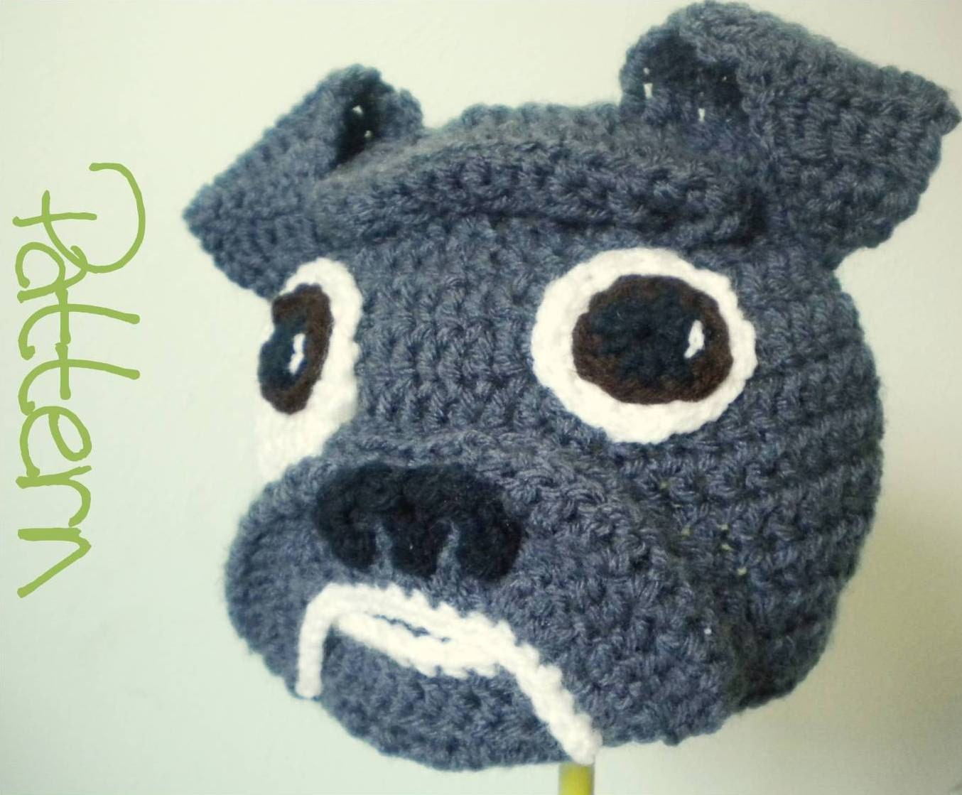 Old Fashioned Crochet Hat For Dogs Pattern Gallery - Easy Scarf ...