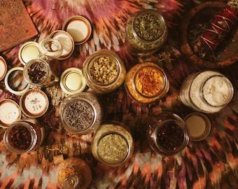 Organic Loose Tea Blends