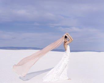 custom lace wedding dress, bohemian bridal gown, cotton wedding gown, custom gown pure cotton dress white ecru lace long halter neck lace-up