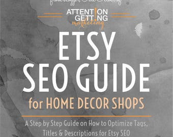 Etsy SEO for Home Decor Shops Complete Guide with Etsy SEO Keyword Strategy and Examples