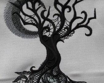 Ghost Tree Altar Cloth
