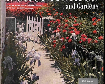 Better Homes and Gardens, June 1946