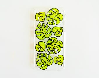 Tropical Plant Phone Case (iPhone, Samsung)