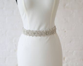 "Jaxie ""Sabina"" Bridal Belt"