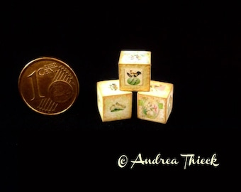 Miniature Easter Cubes