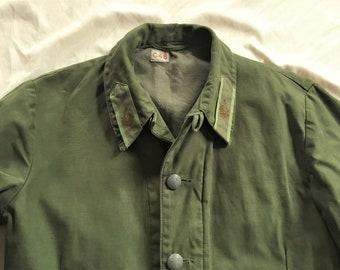 Vintage Eruopean Military C48 Jacket Small/Medium