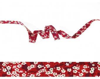 Liberty of London Mitsi Valeria fabric Strawberry wood, by the yard