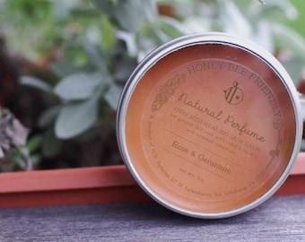 Rose & Geranium Salve