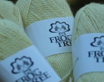 Frog Tree Yarn, Alpaca Wool, Fingering Weight, Color #99