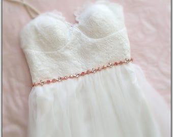 Bridal Sash,Wedding Dress Sash Belt, Rhinestone Sash, Rhinestone Bridal Bridesmaid Sash Belt, Wedding dress sash belt