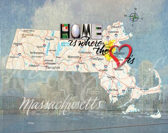 Boston...Home is where the heart is!