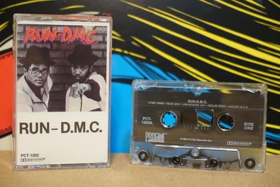 Run-D.M.C. by Run-D.M.C. Vintage Cassette Tape