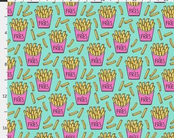 Fries Dog Bandana