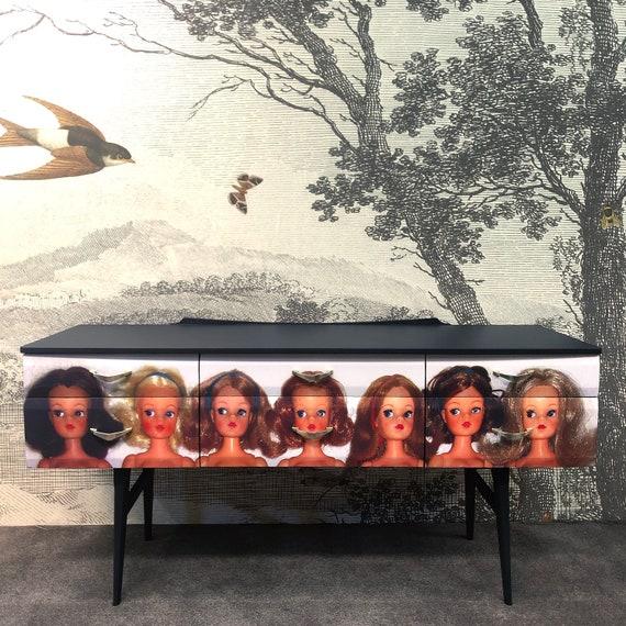 Meredew dolls sideboard Dark Blue