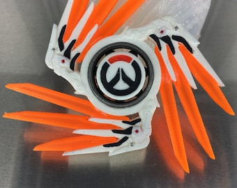 Overwatch Mercy Guardian Angel hand spinner