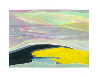 archival print of painting no.3