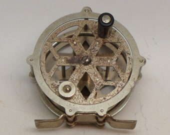 Antique Fly Fishing Reel - Vintage Fly Fishing Reel