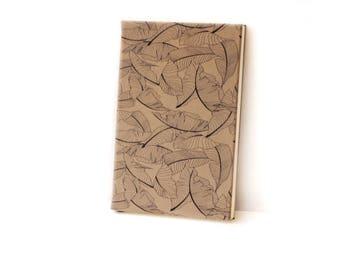 Rainforest / Leather Journal