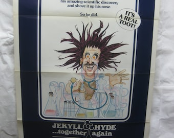 Jekyll And Hyde Together Again 1982 #820157 Movie Poster mp001