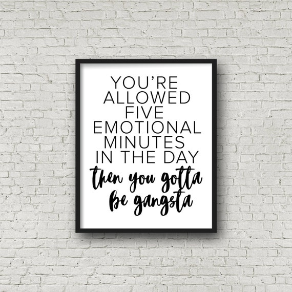 Badass Motivational Quotes Inspirational Wall Art