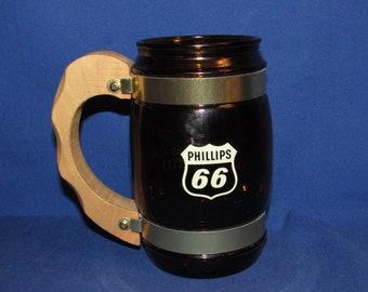 Siesta Ware Mug PHILLIPS 66 Souvenir Petroliana Siestaware