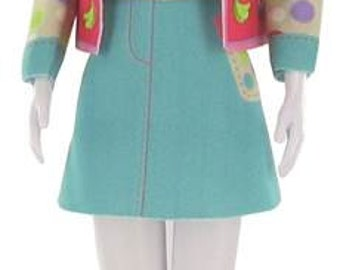 Candy Banana - make your own dolls clothes