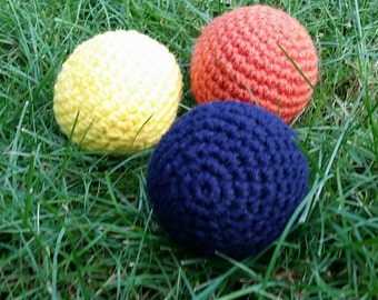 Pet Toy Ball with Squeaker, Dog and Cat Toys