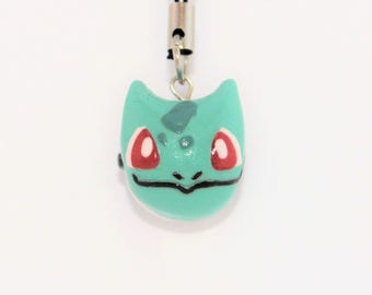Bulbasaur Pokeball Key Chain