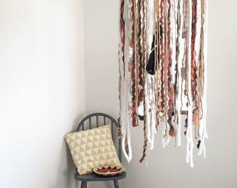 Boho Chandelier Hanging