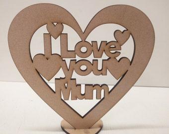 I love you mum