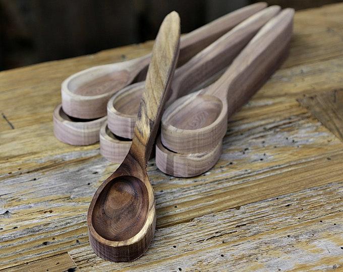 Wood Spoon Blank, Carving Blank, Spoon Carving Blank, Walnut Wood