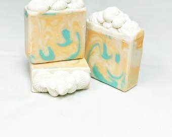 Sweet Pumpkin Cupcake - Artisan Soap