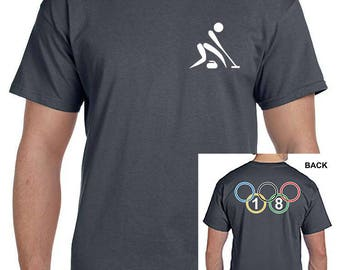 Olympic Curling -- 6 colors!