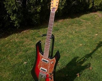 Univox 12 String Guitar 1960's