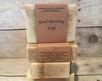 Good Morning Soap