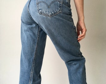 Vintage 550 Levi's Jeans | Red Tab