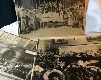 3 Postmortem  8 x 10  Photographs