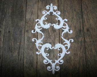DIY Furniture Appliques / Furniture Mouldings / Onlays / Architectural  Pieces / Interior Design / Painted Furniture / Embellishments