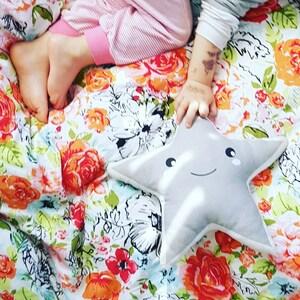 Star pillow, Star Cushion, Kids Pillow, Star room decor, Kids Pillows, Decorative Cushions, Kids Room Decor, Baby Bedding