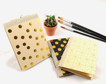 Set of 3 notebooks NOTEBOOK