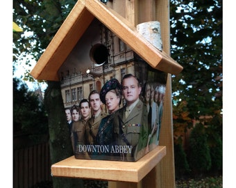 Downton Abbey Birdhouse