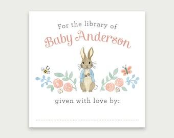 baby bookplates