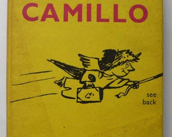 Comrade Don Camillo by Giovanni Guareschi English Translation 1964