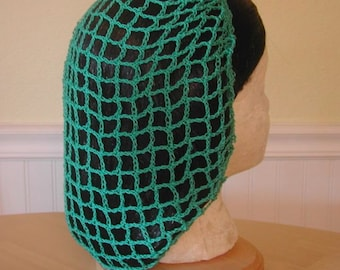 Crochet Snood or Hairnet Pattern from 1942