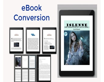 Convert your document into eBook for Amazon Kindle
