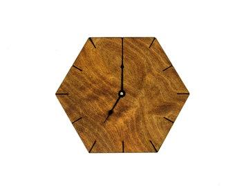 Honey Comb Clock