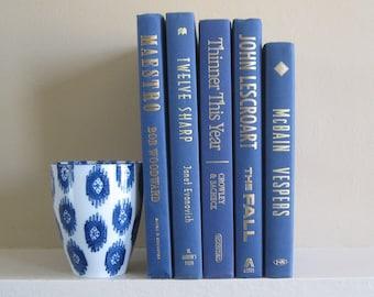 Blue books   Etsy