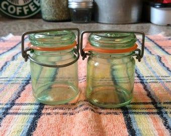 Chadwick Mini Jar Salt & Pepper Shakers