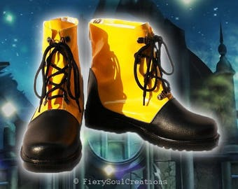 Final Fantasy X Tidus Cosplay Boots