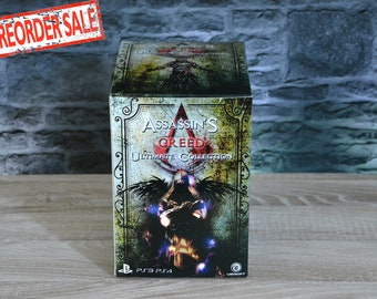 Box set Collection Assassin's Creed (!) NO GAME!)